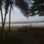 Black Beach Cahuita CR